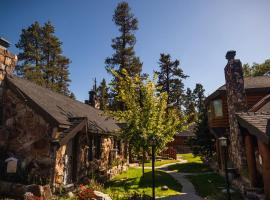 Embers Lodge & Cabins, hotel in Big Bear Lake