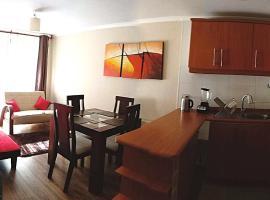 Ananda Alojamiento, apartment in Concepción