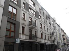 Kołłątaja 7 (K15), hôtel à Sosnowiec