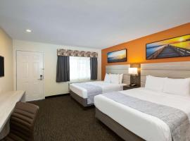 Days Inn by Wyndham Monterey-Fisherman's Wharf Aquarium, hotel in Monterey