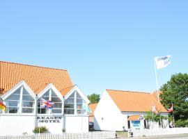 Skagen Motel, motel i Skagen