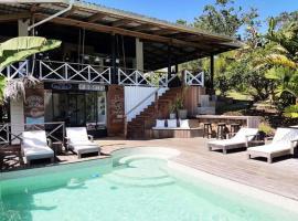 Finca Vela Lodge, hotel in Punta de Gallinazo