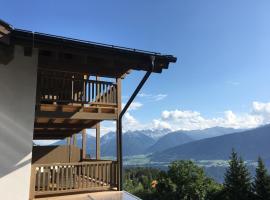 Panorama Apart Weisses Rössl, Bed & Breakfast in Reith bei Seefeld