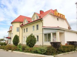 Гостиничный комплекс Колыба, отель в Твери