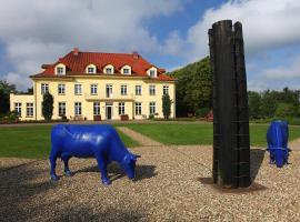 Gut Gremmelin, Hotel in der Nähe vom Flughafen Rostock-Laage - RLG, Gremmelin