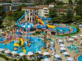 DIT Evrika Beach Club Hotel - All Inclusive, resort in Sunny Beach
