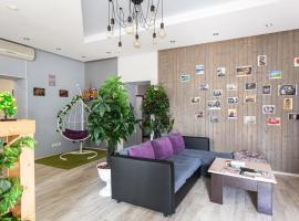 ЛаKшеРи project hotel and hostel, hostel in Yekaterinburg