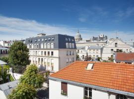 Hotel Apolonia Paris Mouffetard, Sure Hotel Collection by Best Western, hotel in Paris