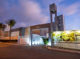 Raru's Motel Cidade Jardim (Adult Only), hotel near Dunas Park, Natal
