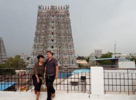 Hotel Temple View Annex, hôtel à Madurai