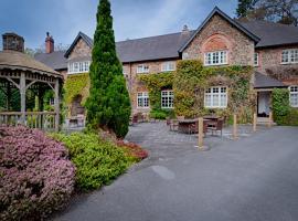 The Edgemoor, hotel near Hedgehog Hospital, Bovey Tracey