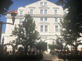 Hotel Central Park, hotel in Trebinje