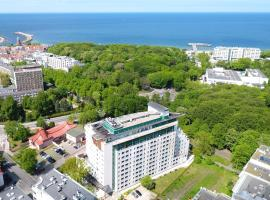 Apartamenty Proeko Polonia, apartment in Kołobrzeg