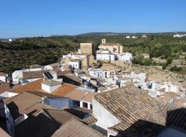 Alojamiento Rural Carmen, lodge in Setenil