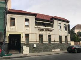 Hotel Cosmin, hotel Aradon