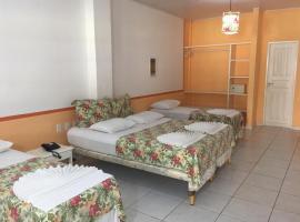 Capitania Praia Hotel, hotel in Porto Seguro