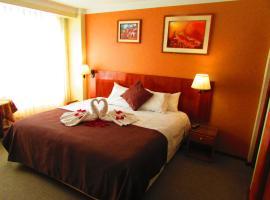 Maya Inn, guest house in Puno