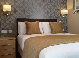 The Corona, hotel near Sandcastle Water Park, Blackpool