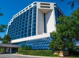 Hilton Minneapolis-St Paul Airport, hotel in Bloomington
