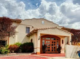 San Mateo Inn, hotel v destinaci Albuquerque