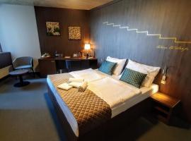 Hotel D1, hotel v destinaci Ostrovačice