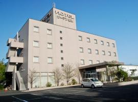 Garden Hotel Matsumoto, hotel near Matsumoto Airport - MMJ,