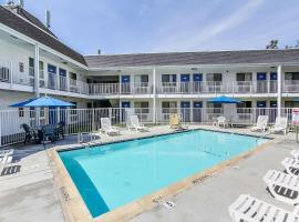Motel 6-Fremont, CA - North, hotel in Fremont
