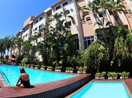 Lider Palace Hotel, hotel in Foz do Iguaçu
