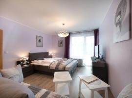 B2B Apartments, apartmán v Jihlavě
