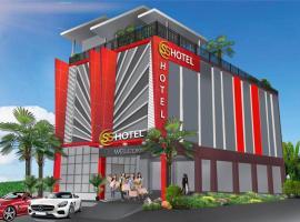 S.S.Hotel Nangrong, hotel in Nang Rong