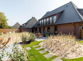 Welle 11 Sylt, apartment in Westerland