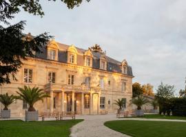 La Maison d'Estournel, hotel in Saint-Estèphe