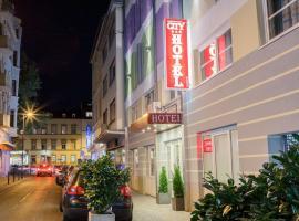 City Hotel Wiesbaden, hotel in Wiesbaden