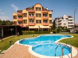 Saint George, hotel in Burgas