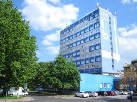 Interhotel Bohemia, hotel v destinaci Ústí nad Labem