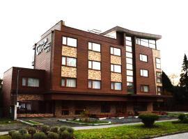 Martina de Goñi, hotel em Pucón