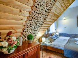 Willa Silene – hotel w Bukowinie Tatrzańskiej