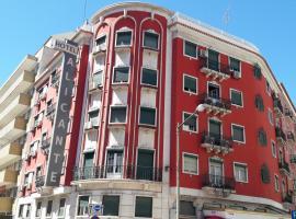 Hotel Alicante, hotel in Arroios, Lisbon