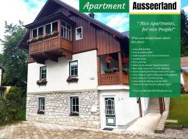 Apartment Ausseerland - willkommen bei Freunden, Hotel in Bad Aussee