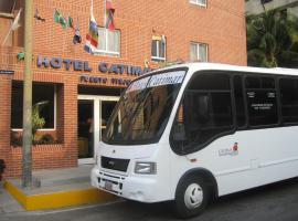 Hotel Catimar – hotel w mieście Maiquetía