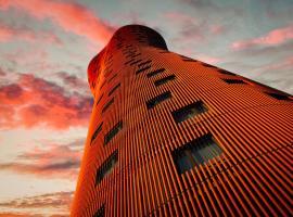 Hotel Porta Fira 4* Sup, hotel near Fira Gran Via, Hospitalet de Llobregat