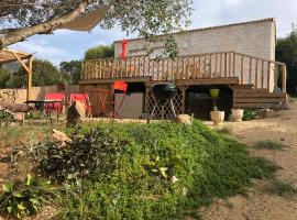Maisonnette Macchia Verdata, cabin in Monacia-d'Aullène