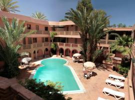 Le Tichka Ouarzazate, hôtel à Ouarzazate
