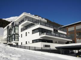 Ischglliving Appartements, apartment in Ischgl