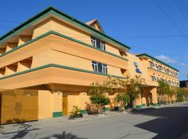 Peten Esplendido, hotel in Flores