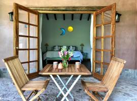 Las Casitas del Arco Iris, budget hotel in Urubamba