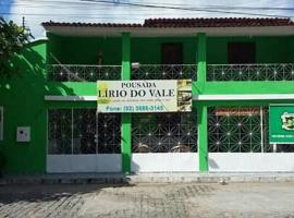 POUSADA LIRIO DO VALE, B&B in Piranhas