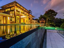 Villa Champuhan, отель в городе Танах-Лот