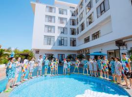 Phu Cuong Beach Hotel, khách sạn ở Ðồng Hới