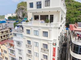 Thanh Cong Hotel 3 Star, hotel in Cat Ba